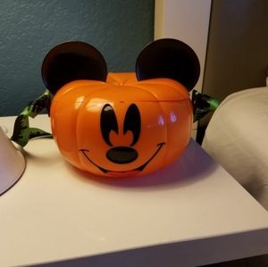 Disney Parks Mickey Holloween candy container